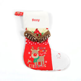 Keepsake Stocking