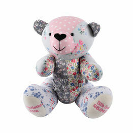 Baby Grow Keepsake Bear - Baby Girl