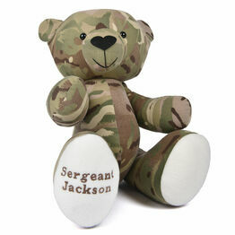 Military Keepsake Bear