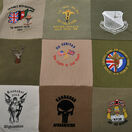 Military Memory Blanket additional 2