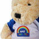Personalised \'Thank You NHS\' Teddy Bear additional 3
