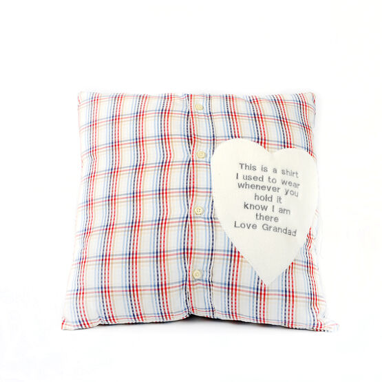 Grandad Keepsake Cushion