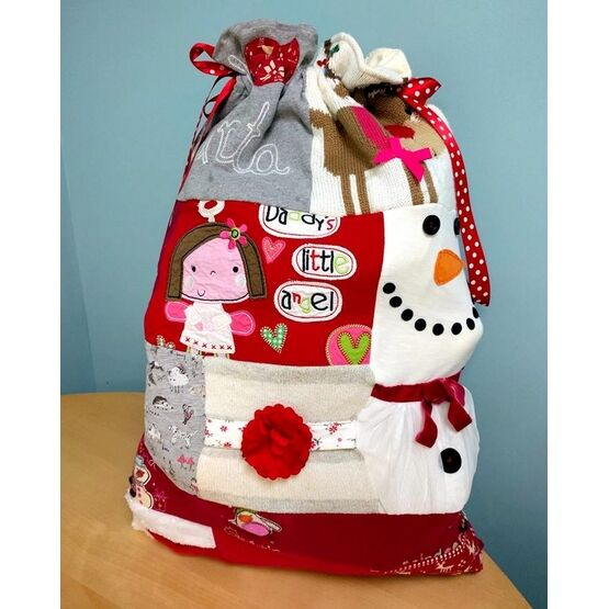 Keepsake Christmas Sack