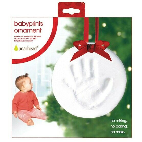Babyprints Ornament